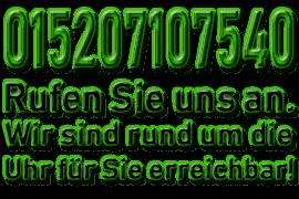 Telefonnummer Autoankauf Recklinghausen 015207107540